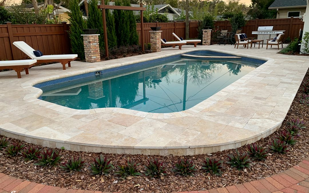 Winter Park Backyard Remodel